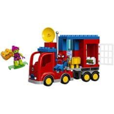 LEGO® Duplo 10608 Spidermanova pustolovina
