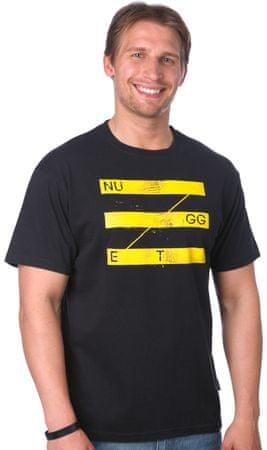 Nugget moška majica Stride XL črna