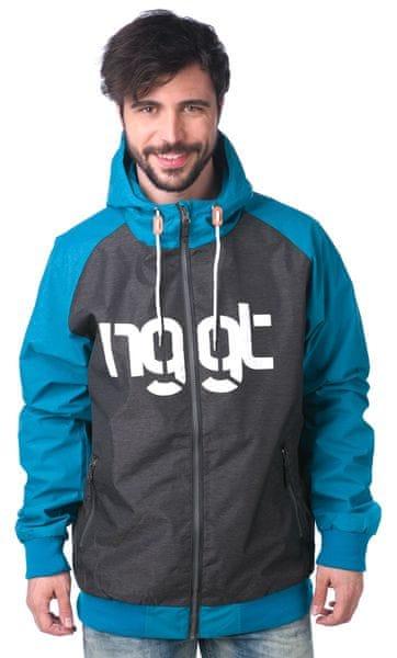Nugget pánská streetová bunda Deploy M modrá