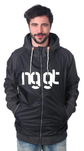 Nugget pánská streetová bunda Deploy M černá