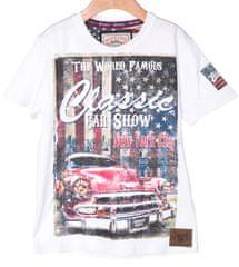 Brave Soul chlapecké tričko Cadillac