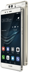 Huawei P9, Mystic Silver