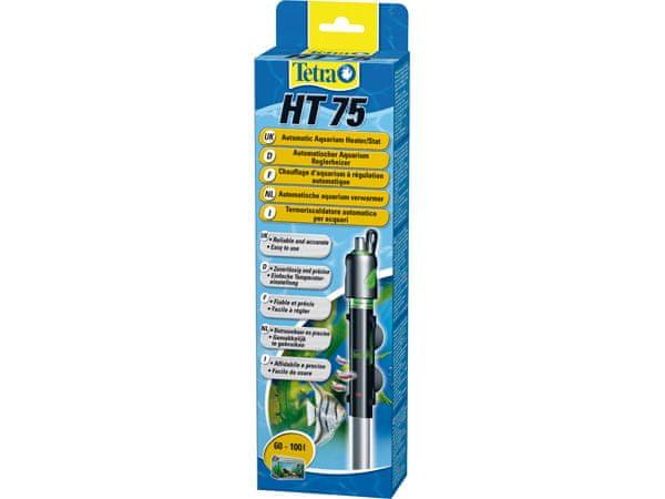 Tetra Topítko HT75 75W 60 - 100 l