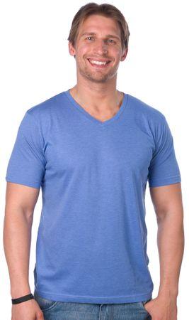 Brave Soul T-shirt męski Saint XXL niebieski