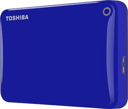 TOSHIBA Canvio Connect II 3TB   Externí   USB 3.0   2 7c754e0bbd