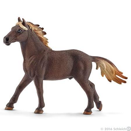Schleich mustang, žrebec