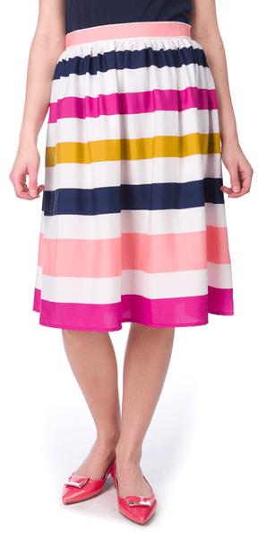 Brave Soul dámská sukně Candy L vícebarevná