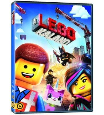 A Lego kaland DVD film