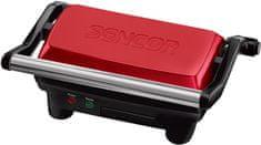 SENCOR SBG 2052RD Elektromos grillsütő