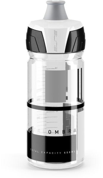 Elite Crystal Ombra 550ml čirá/šedá
