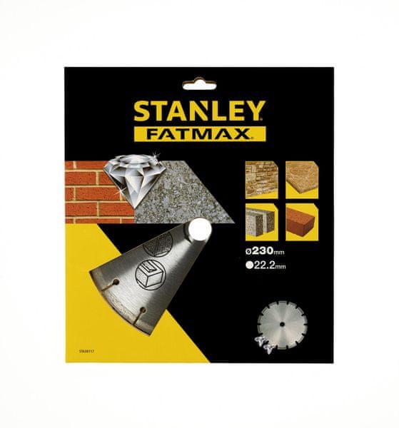 Stanley Diamantový kotouč segmentový