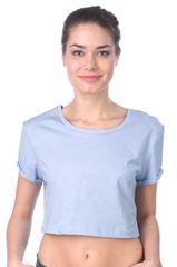 Brave Soul dámské tričko Boycrop