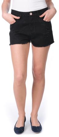 Brave Soul ženske kratke hlače Robbie L črna
