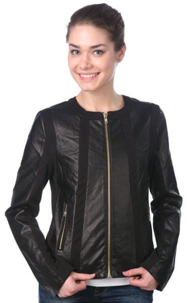 Brave Soul dámská bunda Shaken M černá