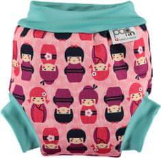 Pop-in Pop-in plavky, Kokeshi Doll