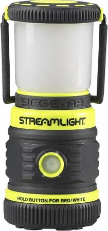 Streamlight The Siege AA reflexní žlutá/černá
