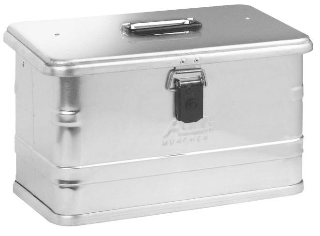 Alutec Přepravní a skladovací hliníkový box