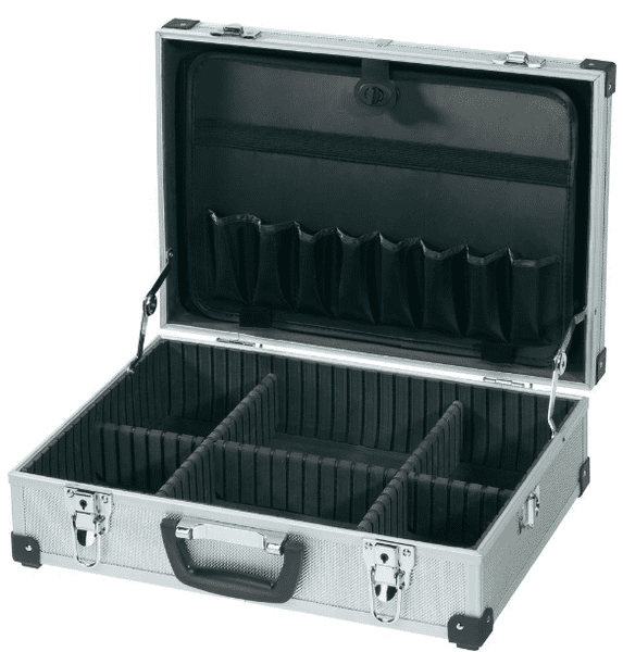 Toolcraft Hliníkový kufr na nářadí