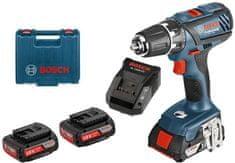 Bosch akumulatorski vrtalni vijačnik GSR 18-2-Li Plus (06019E6120)