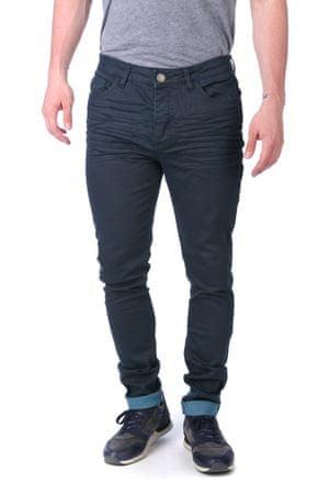 Brave Soul pánské jeansy Mills 32/34 modrá