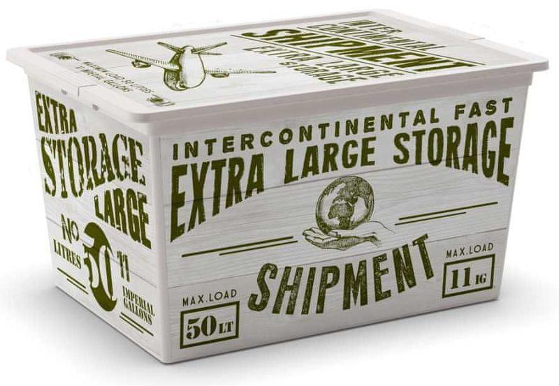 Kis C-Box 50 l Wood
