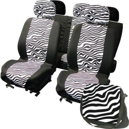 CarPoint LadyLine Üléshuzat, Zebra