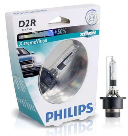 Philips ksenon žarnica X-tremeVision D2R