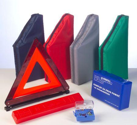 Komplet obvezne opreme z glavno žarnico H7 (12 V)