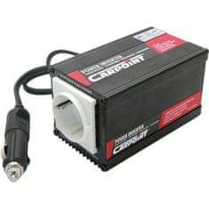 CarPoint konwerter DC-AC 12V-230V, 50Hz, 150W, prostopadłościan