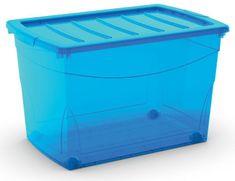 Kis Omni box s kolieskami 60 l