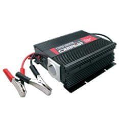 CarPoint Měnič napětí 24V na 230V 50Hz 600W