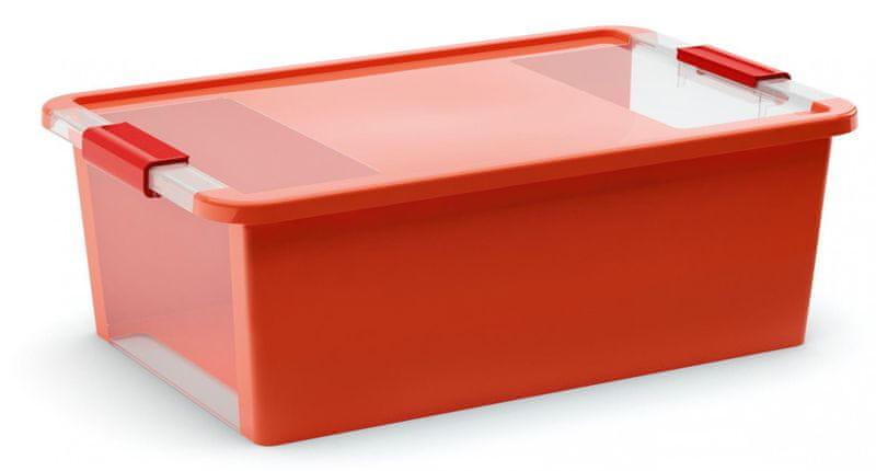 Kis Bi-box 24 l oranžová