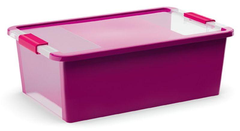 Kis Bi-box 24 l fialová