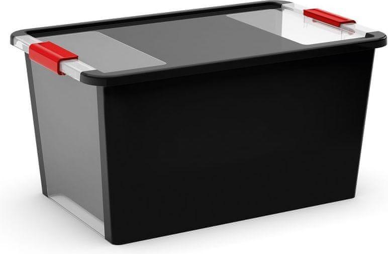 Kis Bi-box 40 l černá