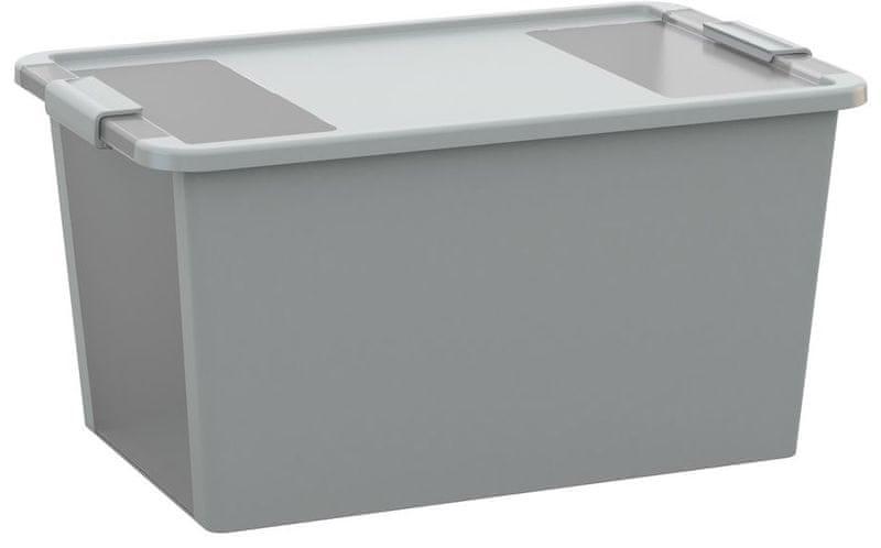 Kis Bi-box 40 l šedá