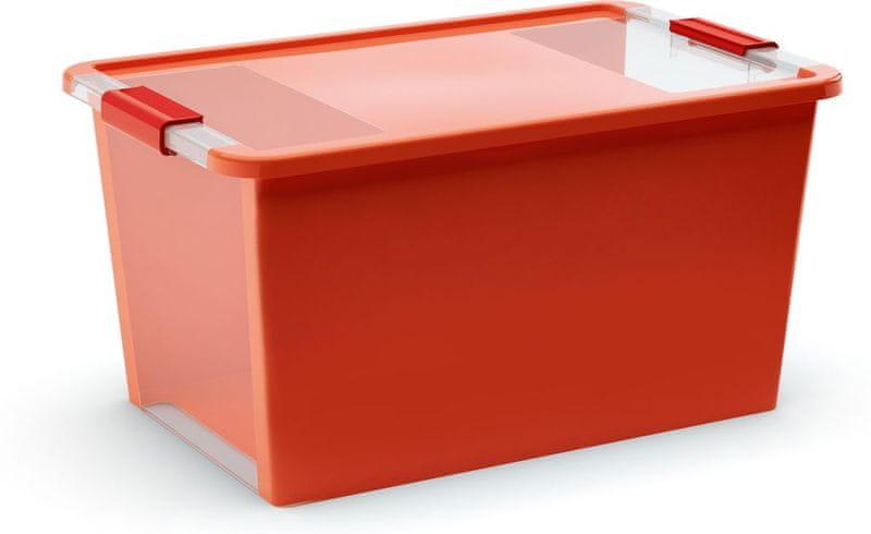 Kis Bi-box 40 l oranžová
