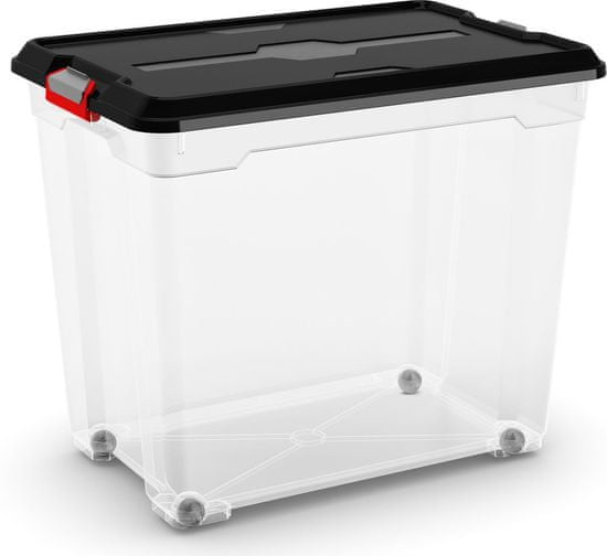 Kis Pojemnik Moover box, 70 l