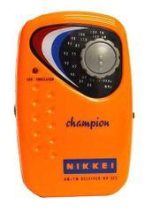 Nikkei NR3CHAMPIONOR Hordozható rádió