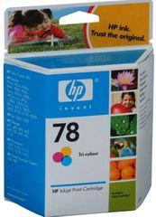 HP kartuša C6578AE barvna 38 ml #78