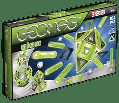 Geomag Glow Foszforeszkáló készlet, 104 db