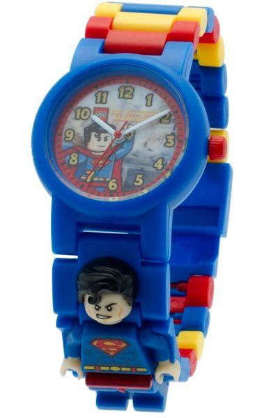 LEGO® Dětské hodinky DC Super Heroes Superman