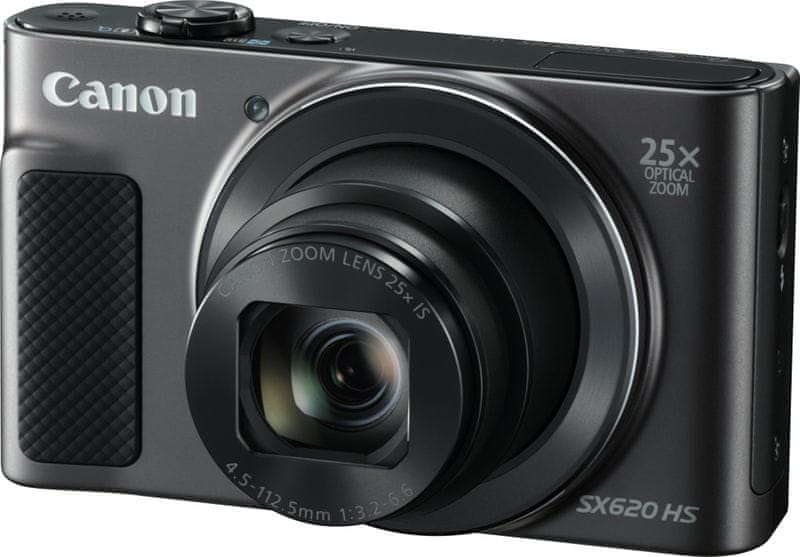 Canon PowerShot SX620 HS Essential Kit Black