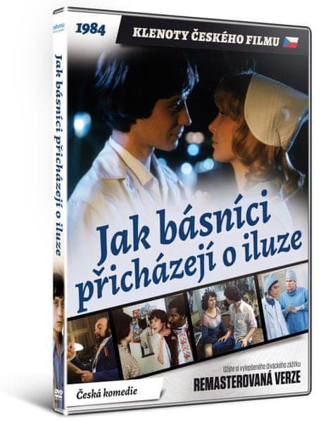 Jak básníci přicházejí o iluze - edice KLENOTY ČESKÉHO FILMU (remasterovaná verze) - DVD