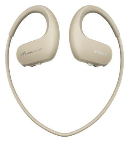 Sony NW-WS413C / 4GB, slonovinová