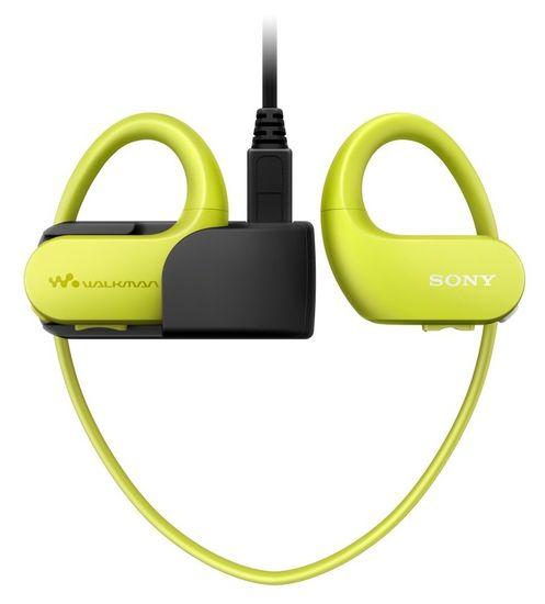 Sony NW-WS413 brezžične športne slušalke z MP3 predvajalnikom, 4 GB