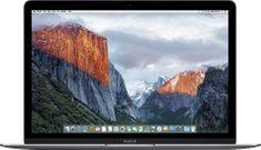 "Apple prenosnik MacBook 12"" 1.1Ghz Dual-Core m3, 256 GB, SLO, Space Grey"