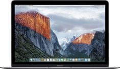 "Apple prenosnik MacBook 12"" 1.2Ghz Dual-Core m5, 512 GB, INT, Silver"