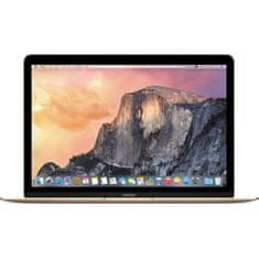 "Apple prenosnik MacBook 12"" 1.2Ghz Dual-Core m5, 512 GB, INT, Gold"