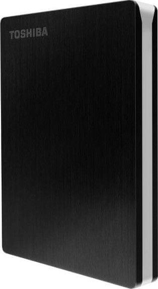 """TOSHIBA Canvio Slim 1 TB / Externí / USB 3.0 / 2,5"""" / Black (HDTD210EK3EA)"""