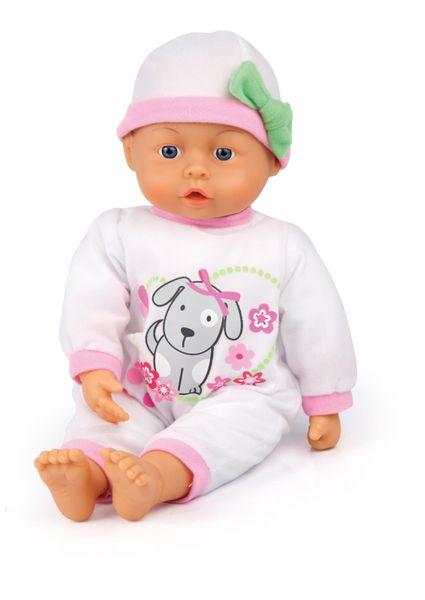 Bayer Design Panenka First words baby 38 cm